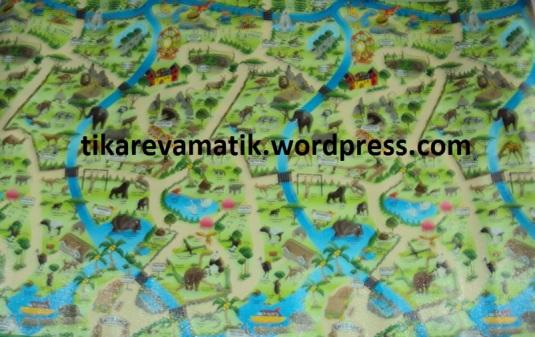 zoo map hijau edit